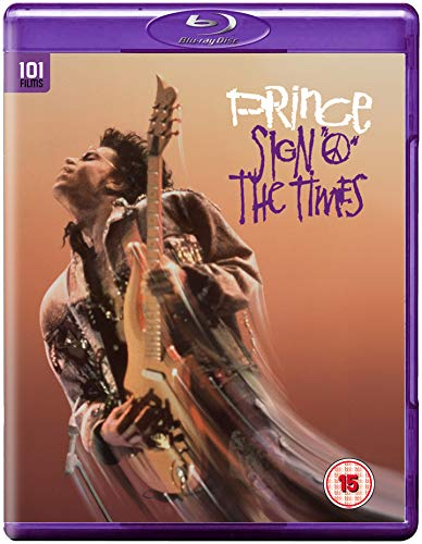 Prince: Sign O' The Times [Blu-ray] von 101 Films
