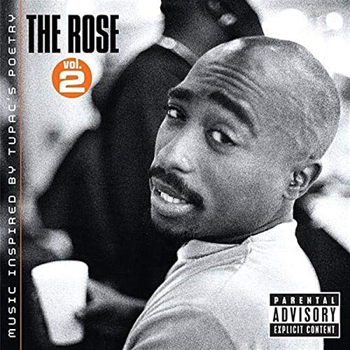 The Rose-Vol.2-Music Inspired By 2pac'S Poe von 2PAC