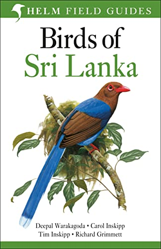 Birds of Sri Lanka (Helm Field Guides) von Helm