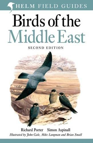Birds of the Middle East (Helm Field Guides) von A&C Black