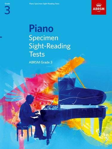 Piano Specimen Sight-Reading Tests, Grade 3 (ABRSM Sight-reading) von ABRSM (Associated Board of the Royal Schools of Music)