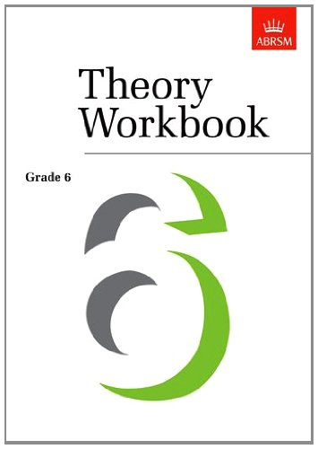 Associated Board Theory Workbook 6 von ABRSM Associated Board of the Royal Schools of Music