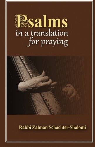 Psalms in a Translation for Praying von ALEPH: Alliance for Jewish Renewal