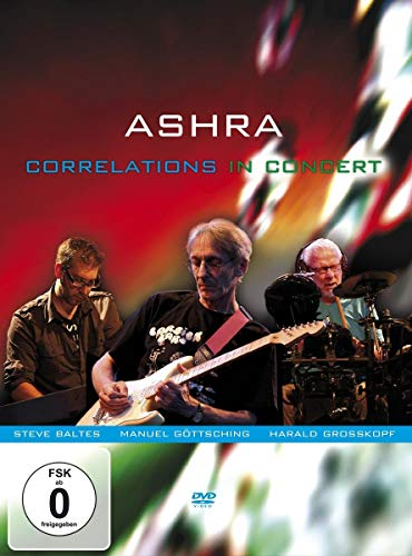 Ashra - Correlations in Concert von ASHRA