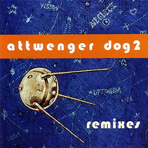 Dog 2-Remixes [Vinyl LP] von ATTWENGER