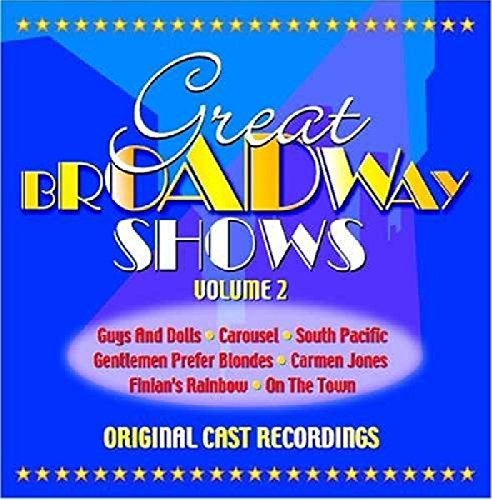 Great Broadway Shows Vol.2 von AVID