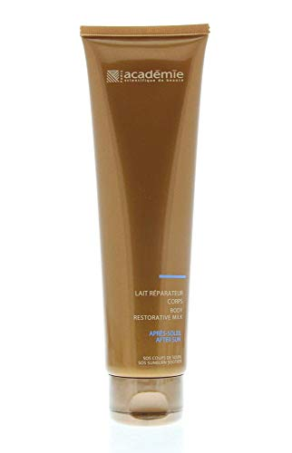 Academie Broncecran Unisex, Body Restorative Milk After Sun, 1er Pack (1 x 150 g) von Academie