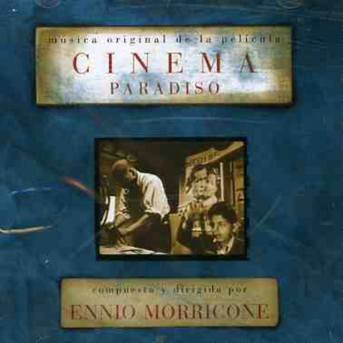 Cinema Paradiso von Acqua Records (Membran)