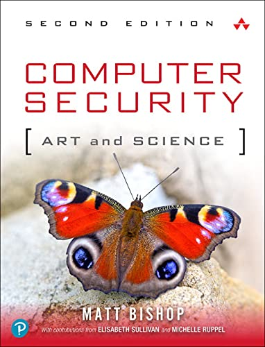 Computer Security: Art and Science von Addison Wesley