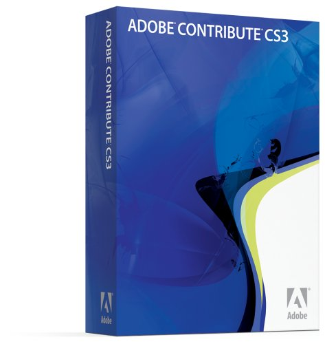 Adobe Contribute CS3 - UPGRADE von Adobe