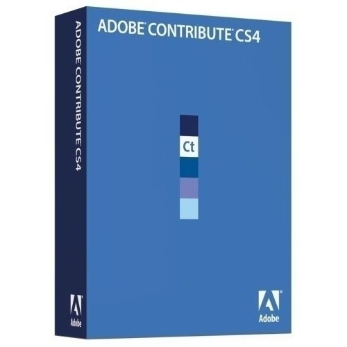 Adobe Contribute CS4 Upgrade von Adobe