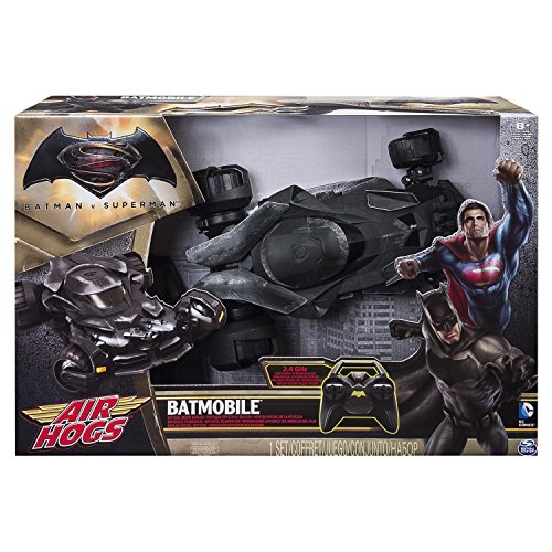 Spin Master 6026063 - Air Hogs - Batmobile von Air Hogs