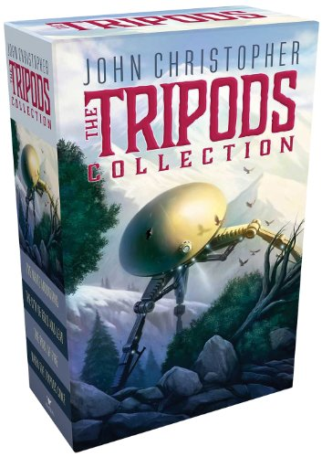 The Tripods Collection: The White Mountains; The City of Gold and Lead; The Pool of Fire; When the Tripods Came von Aladdin