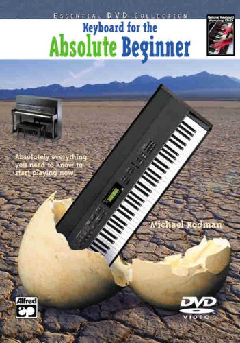 Keyboard for the Absolute Beginner von Alfred Music Publications