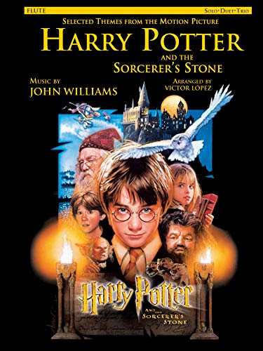 Harry Potter and the Sorcerer's - Selected Themes from the Motion Picture (Solo, Duet, Trio): Solos - Duets - Trios (Instrumental Series) von Alfred Music