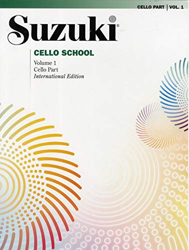 Suzuki Cello School 1: Cello Part von Alfred Music