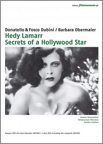 Hedy Lamarr - Secrets of a Hollywood Star / Ekstase (2 DVDs) von Alive - Vertrieb und Marketing/DVD