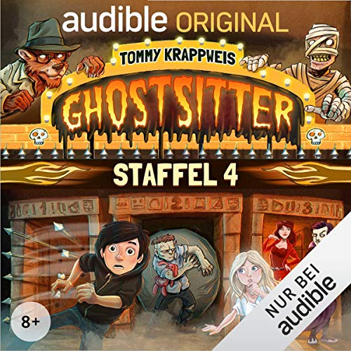 Ghostsitter: Die komplette 4. Staffel von Amazon Media EU S.à r.l.