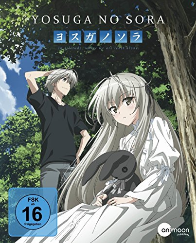 Yosuga no Sora - Vol.1 - Das Kazuha Kapitel (Standard Edition) [Blu-ray] von Animoon Publishing (Rough Trade Distribution)