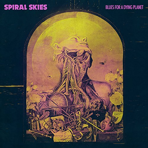 Spiral Skies - Blues For A Dying Planet von AOP RECORDS