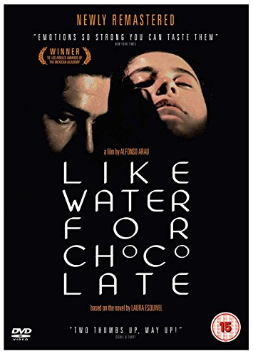 Like Water For Chocolate [Dual Format Blu-ray + DVD] [UK Import] von Arrow Films