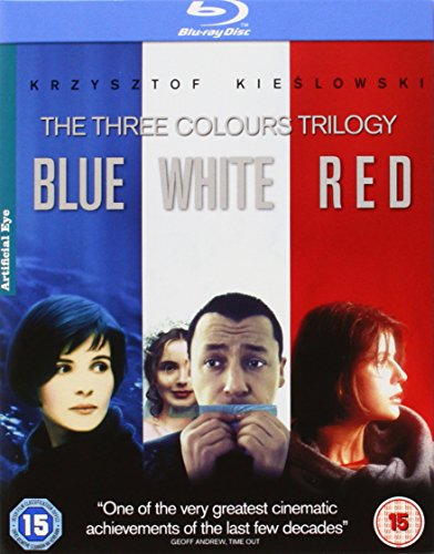 The Three Colours Trilogy [Blu-ray] [UK Import] von Artificial Eye