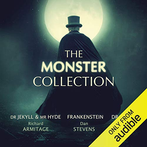 The Monster Collection von Audible Studios