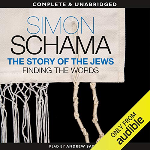 The Story of the Jews: Finding the Words, 1000 BCE - 1492 von Audible Studios