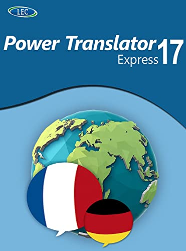 Power Translator 17 Express Deutsch-Französisch [Download] von Avanquest /LEC