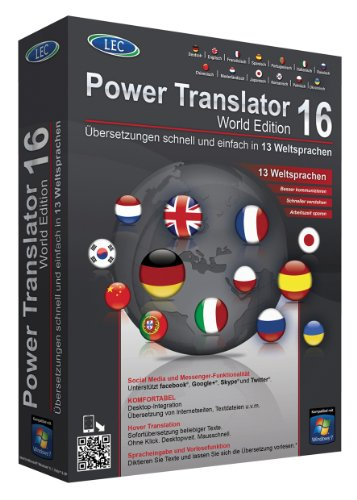 Power Translator 16 World Edition von Avanquest Software