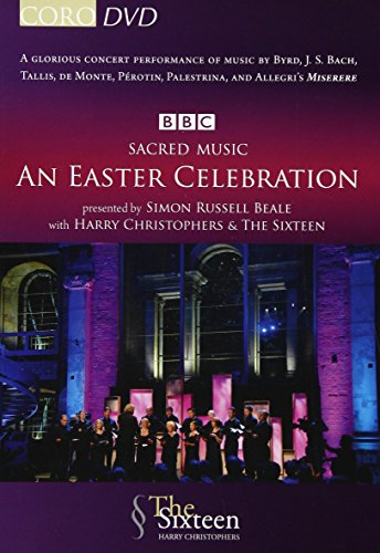 Sacred Music - An Easter Celebration von BEALE/CHRISTOPHERS/SIXTEEN,THE