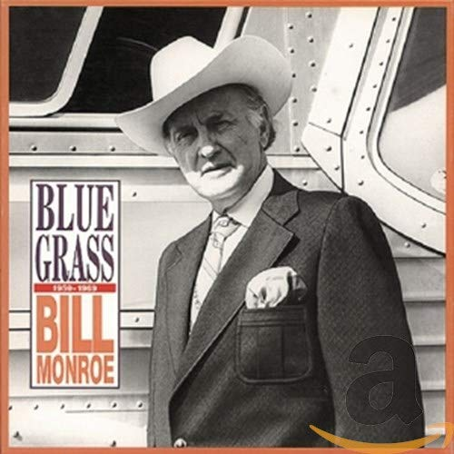 Blue Grass 1959-1969 4-CD & von BEAR FAMILY