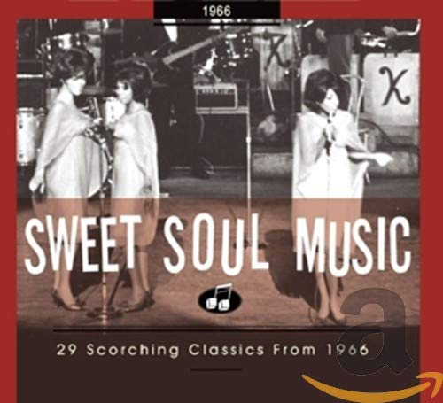 Sweet Soul Music-29 Scorching Classics from 1966 von BEAR FAMILY