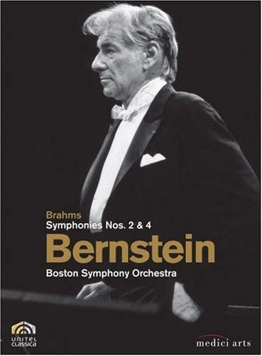 Leonard Bernstein - Bernstein at Tanglewood (NTSC) von BERNSTEIN,LEONARD/BOSTON SO