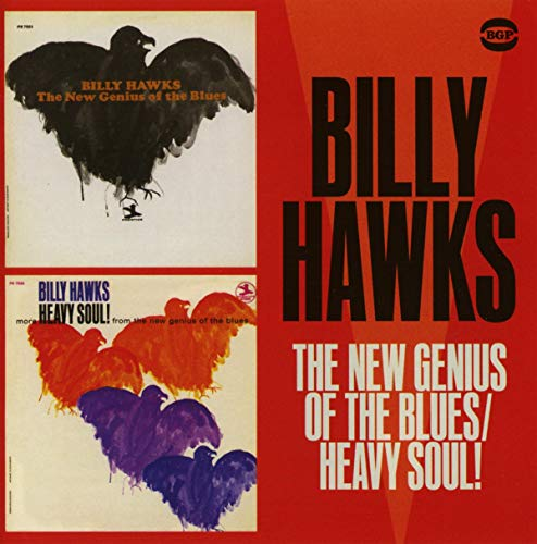 New Genius of the Blues/More Heavy Soul von BGP