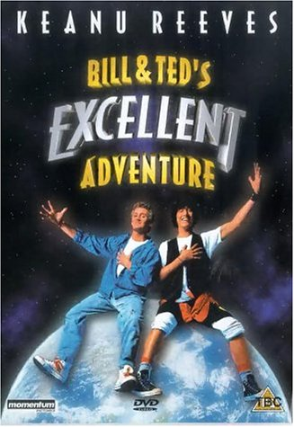 Bill And Ted's Excellent Adventure [UK Import] von BILL TEDS EXCELLENT ADVENTURE
