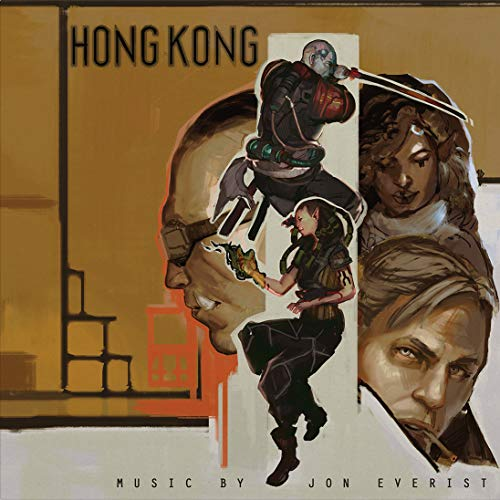 Shadowrun: Hong Kong-Official Soundtrack (Colour [Vinyl LP] von BLACK SCREEN REC