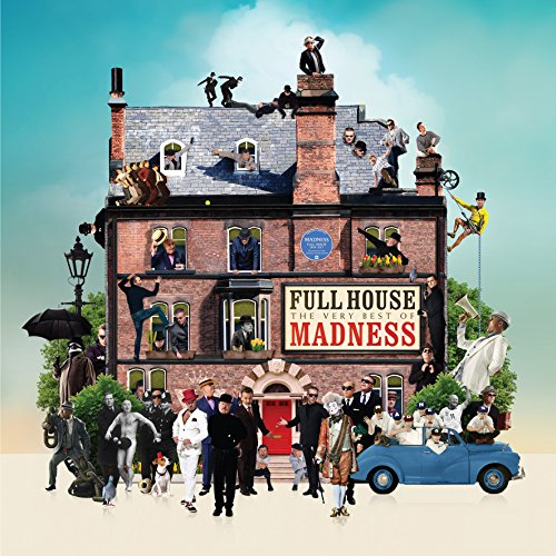 Full House-the Very Best of Madness von BMG RIGHTS MANAGEMEN