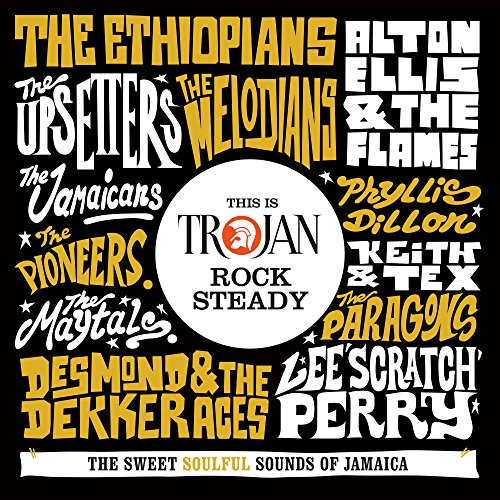 This Is Trojan Rock Steady von BMG RIGHTS MANAGEMEN