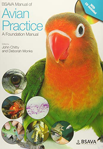 BSAVA Manual of Avian Practice: A Foundation Manual von Wiley John + Sons