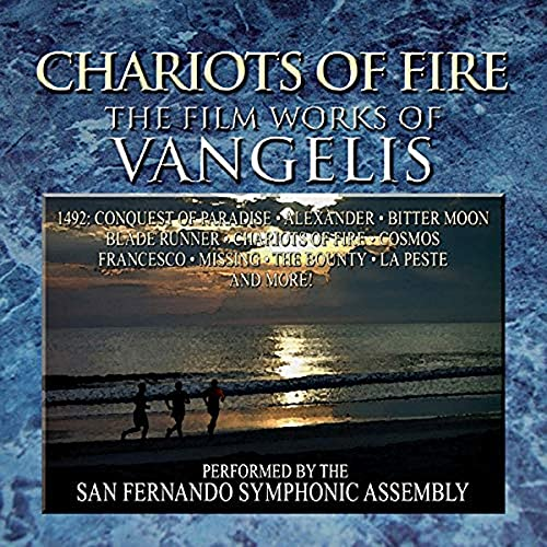 Chariots of Fire: the Film Works of Vangelis von BSX RECORDS, INC