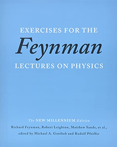 Exercises for the Feynman Lectures on Physics von INGRAM PUBLISHER SERVICES US