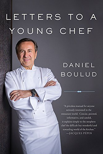 Letters to a Young Chef von Basic Books