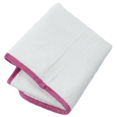 Be Be 's Collection Ersatz-Frotteeauflage Eulen fuchsia 55 x 70 cm von Be Be&#039s Collection