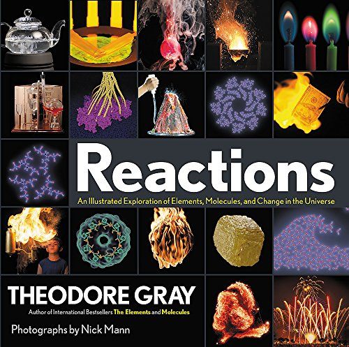 Reactions: An Illustrated Exploration of Elements, Molecules, and Change in the Universe von Hachette Book Group USA