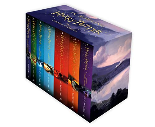 Harry Potter: The Complete Collection von Bloomsbury Trade