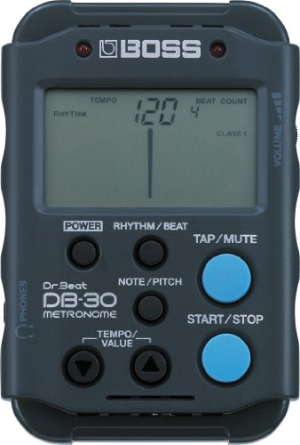 BOSS DB-30 Digital Metronome von Boss