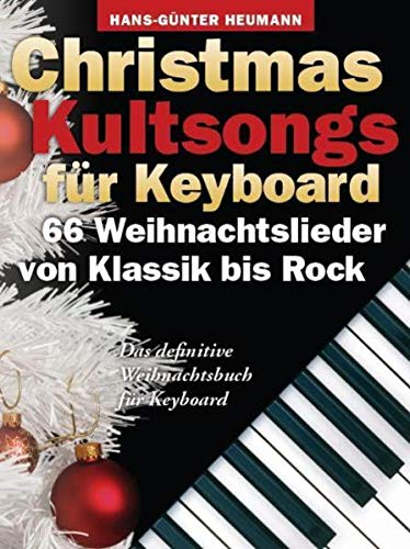 Christmas Kultsongs -For Keyboard-: Songbook von Bosworth Edition