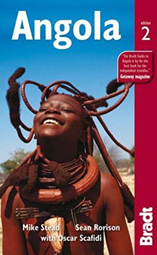 Angola (Bradt Travel Guides) von Bradt Travel Guides