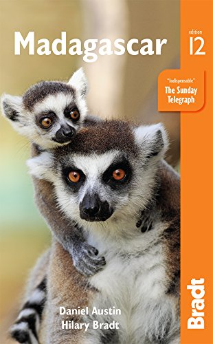 Madagascar (Bradt Travel Guide) von Bradt Travel Guides